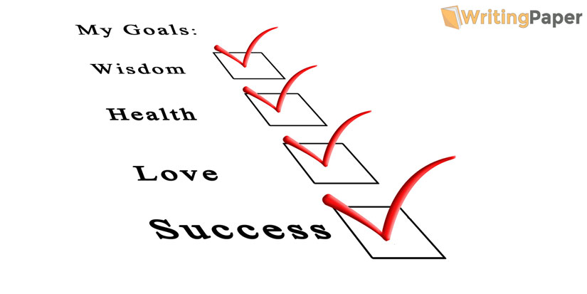Life Goals List
