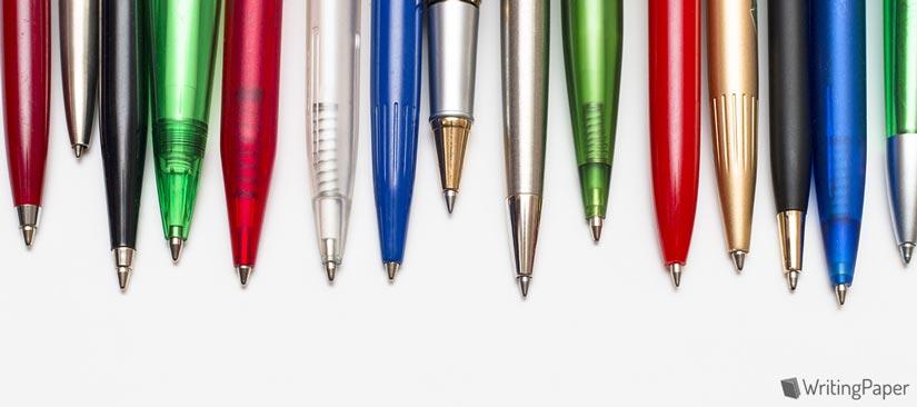 Many Many Pens