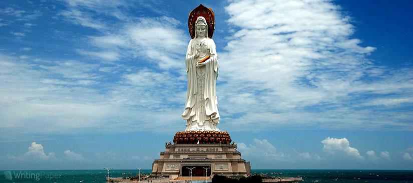 Statue of Goddess