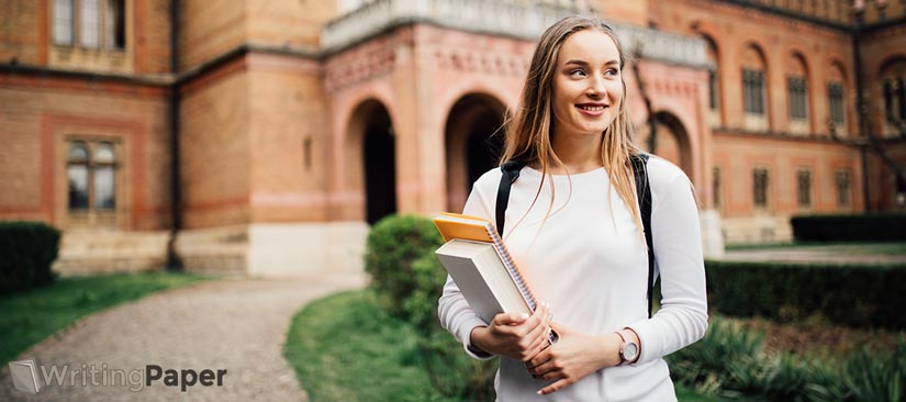 Student Enters University