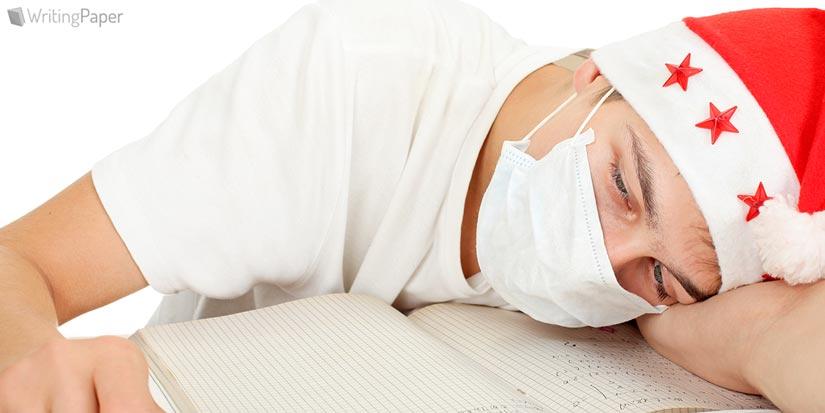Student Has Flu