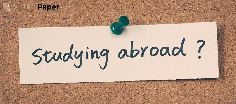 Student Leaving Abroad