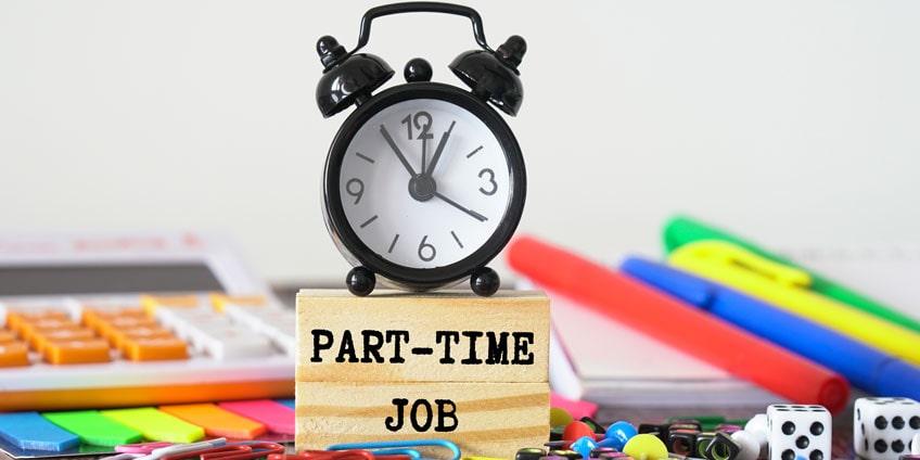 Student part time job